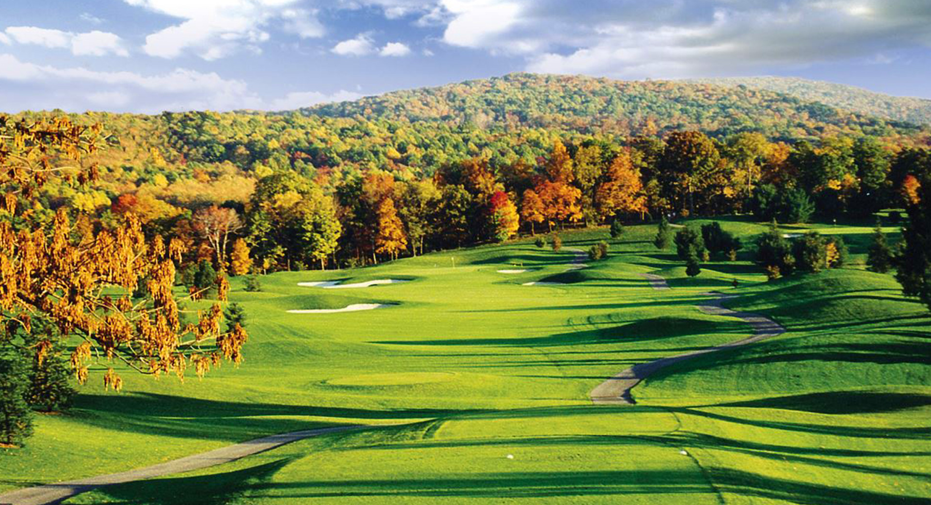 2 Breathtaking Golf Courses